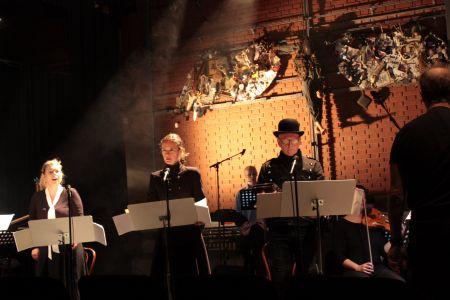"""Norbert Zehm Opera """"Strange meeting"""""""