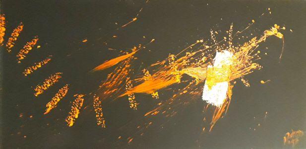 Norbert Zehm - Orange Study